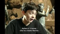 The Chronicles of Narnia  Georgie Henley, Skandar Keynes, William Moseley Interview - SUB ITA
