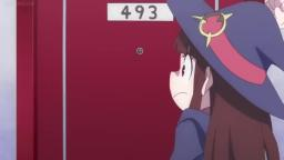 Akko WTF is this bullshit - Akko gets the wrong door