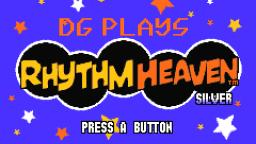 Rhythm Tengoku Playthrough PART 1 - Rhythm Test