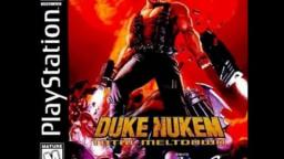 Duke Nukem Total Meltdown-Bar