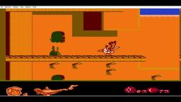 Curious and strange bug in Super Aladdin for NES (Bootleg game)