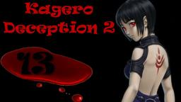 Lets Play Kagero_ Deception 2 (Blind_German_Übersetzen) part 13 - Rentner abschlachten... (720p_30