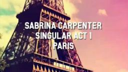 Sabrina Carpenter - Paris (Audio)