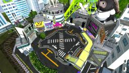 tardis crashes into inkopolis