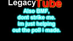 The LegacyTube Poll!