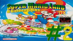Let´s Play Super Mario Land 2 SgC DX (Deutsch)  - Teil 2 Mini-Marios in der Macro-Zone!