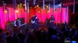 my chemical romance - helena live on Jkimmel (2005)