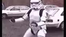The Stormtrooper Air Hump