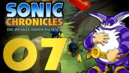 Lets Play Sonic Chronicles Part 7 - Der Giftnebel und Big
