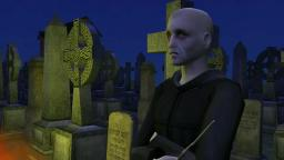 Harry Potter and the Goblet of Fire - Chapter Thirty-Three - Sims 2 Machinima Series Part.2