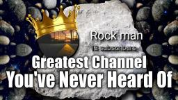 Rock Man - Greatest Channel Youve Never Heard Of | CringeBox Ep#9
