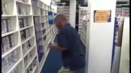 rare footage of a blockbuster employee hating a movie.