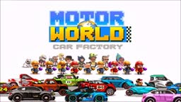 Motor World Car Factory Full Soundtrack