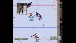 NHL 96 - Game - SNES Gameplay