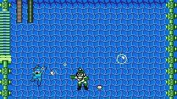 Mega Man 2 Bubble Man Mega Buster