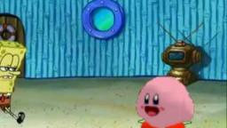 Youtube Poop Hispano Kirby toma un Baño