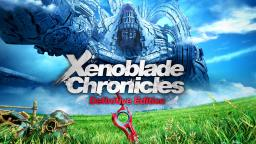 Xenoblade Chronicles Part 3: Dropping off some food