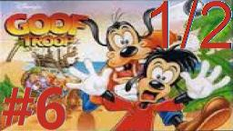 Let´s Play Goof Troop (Deutsch) - Teil 6 Ein blinder Passagier namens Max! (1/2)