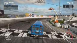 Wreckfest - Bus Racing - PC Gameplay