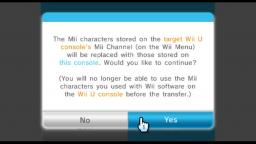 Wii to Wii U Transfer Tool (Read the description)