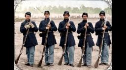Civil War Photos in Color