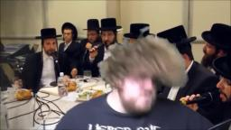 Headbanging to jewish people sing