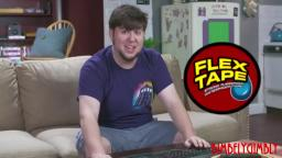 VidLii Poop: Josephi Krakowski Covers his Sauce in Flex Tape and or Seal
