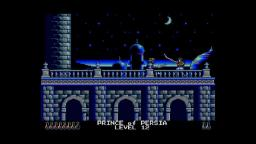 Prince of Persia (PC-Engine) - Jaffar fight and ending