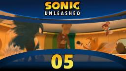 Lets Play Sonic Unleashed [Wii] (100%) Part 5 - Die Rettung des Professors