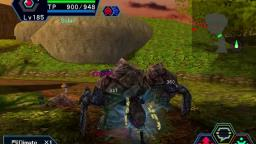 Test on Phantasy Star Online Blue Burst
