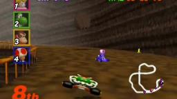 Mario kart 64 (funny Toad)