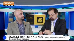 Golden Home Inspections owner interview on Home/commercial inspection services with top news Channel