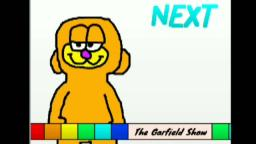 Coming Up Next is The Garfield Show Nood Bumper Remake