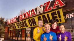 THE WIGGLES GO TO FABRIC BONANZA