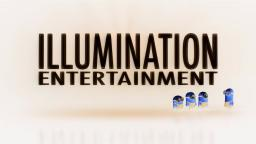 (NOT MY VIDEO) The Illumination Entertainment (Sing 2016) Logo In Terrifying G-Major!