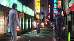 yakuza 6s yuta needs to go to the bathroom lol XD
