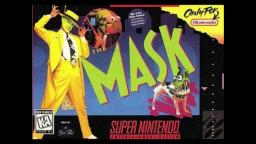 The Mask (SNES) The Map