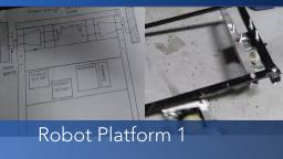 Wheeled Robot Platform-1 Designs, Ideas, and Materials