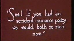 Mutt and Jeff - Accidents Wont Happen