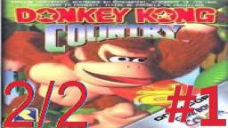 Lets Play Donkey Kong Country (GBC) (101% Deutsch) - Teil 1 Affiger Meilenstein in Taschenformat 2