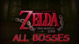 The Legend of Zelda: The Missing Link - All Bosses (+ Credits)
