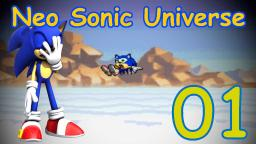 Lets Play Neo Sonic Universe Part 1 - Die Failparade beginnt