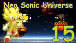 Lets Play Neo Sonic Universe Part 15 - Super Sonic