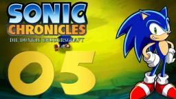Lets Play Sonic Chronicles Part 5 - Zurück in der Green Hill Zone