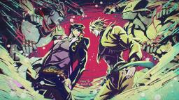 Jotaro Vs Dio (Eyes of Heaven)