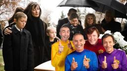The Wiggles Interrupt a Funeral Service