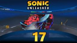 Lets Play Sonic Unleashed [Wii] (100%) Part 17 - Der Dark Moray