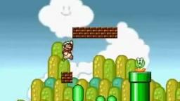 SUPER MARIO ALL STARS SUPER MARIO BROS. { WORLD 2-1 2-1 }