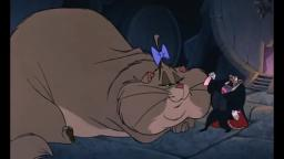 The Great Mouse Detective That one Cat IS VERY HUNGRY! via torchbrowser com