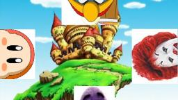 Ronald Goes To King Dedede's Castle